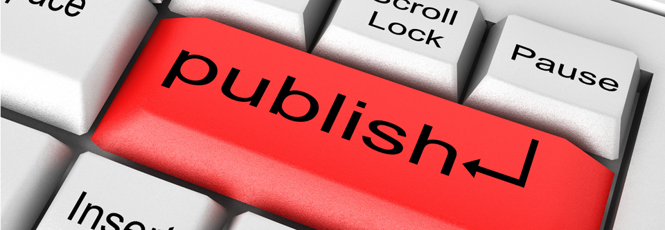 Publish with Us!
