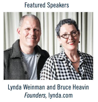 lynda.com Founders to Speak at Colligan Theatre on Dec 2