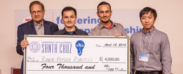 Winners announced at UCSC Business Design Showcase