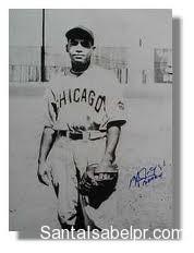 Benny Rodríguez en la Negro League (1948)