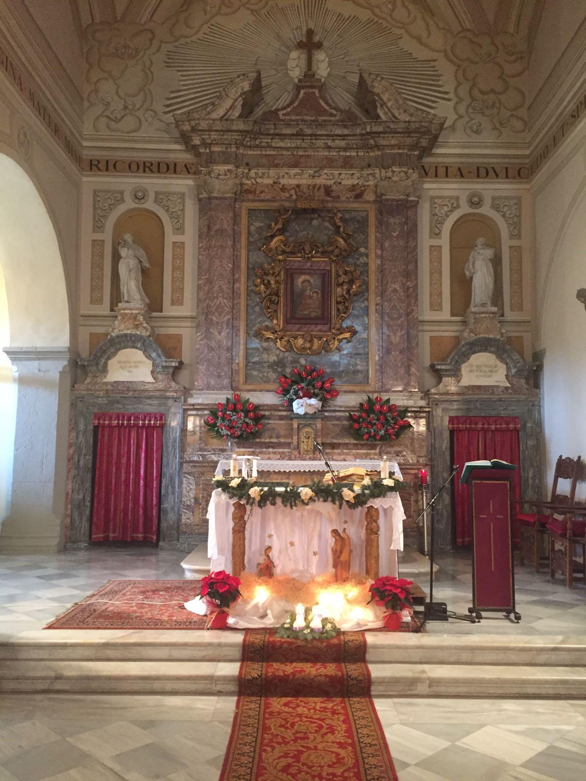 La messa di Natale