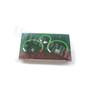 E320 LCD Panel-Fittings For Excavator Monitor