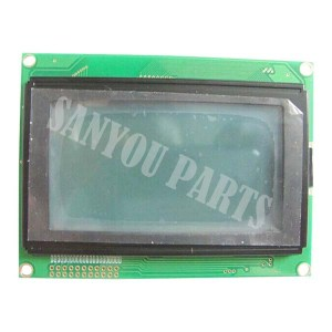 DH225-7 Instrument LCD Cluster Panel Module