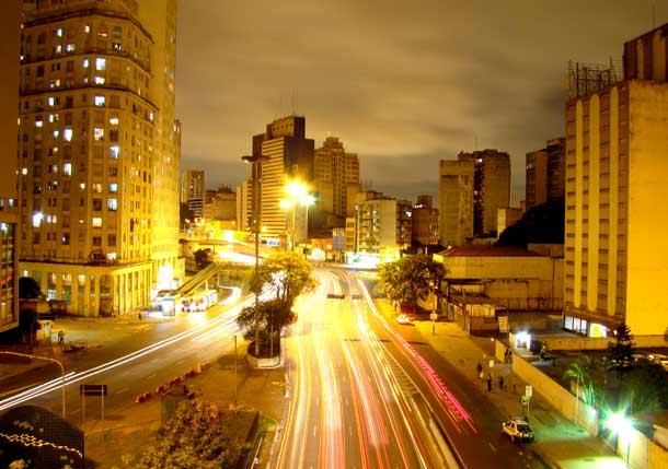Avenida Prestes Maia - São Paulo