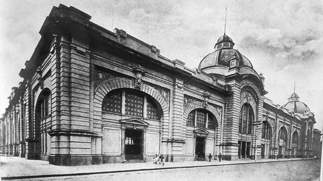 Foto - Mercadão - 1933