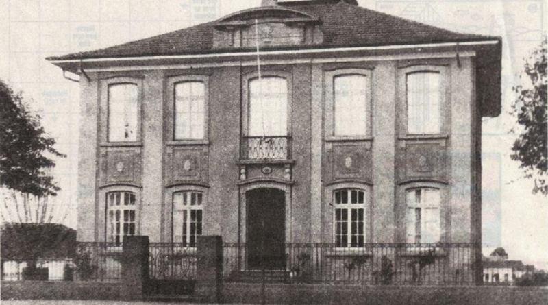 Registro do Instituto Pasteur em 1903