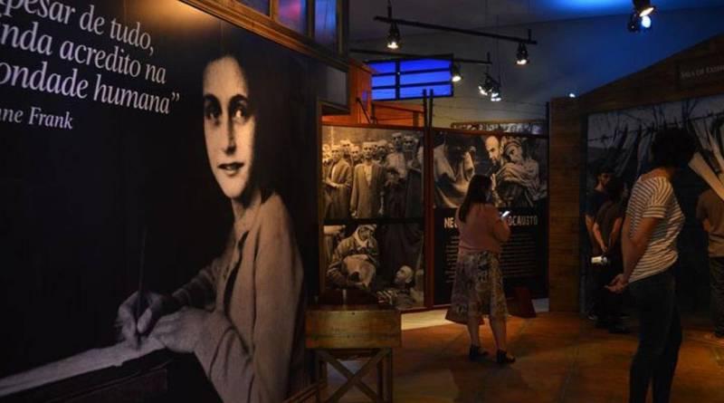Exposição holocausto