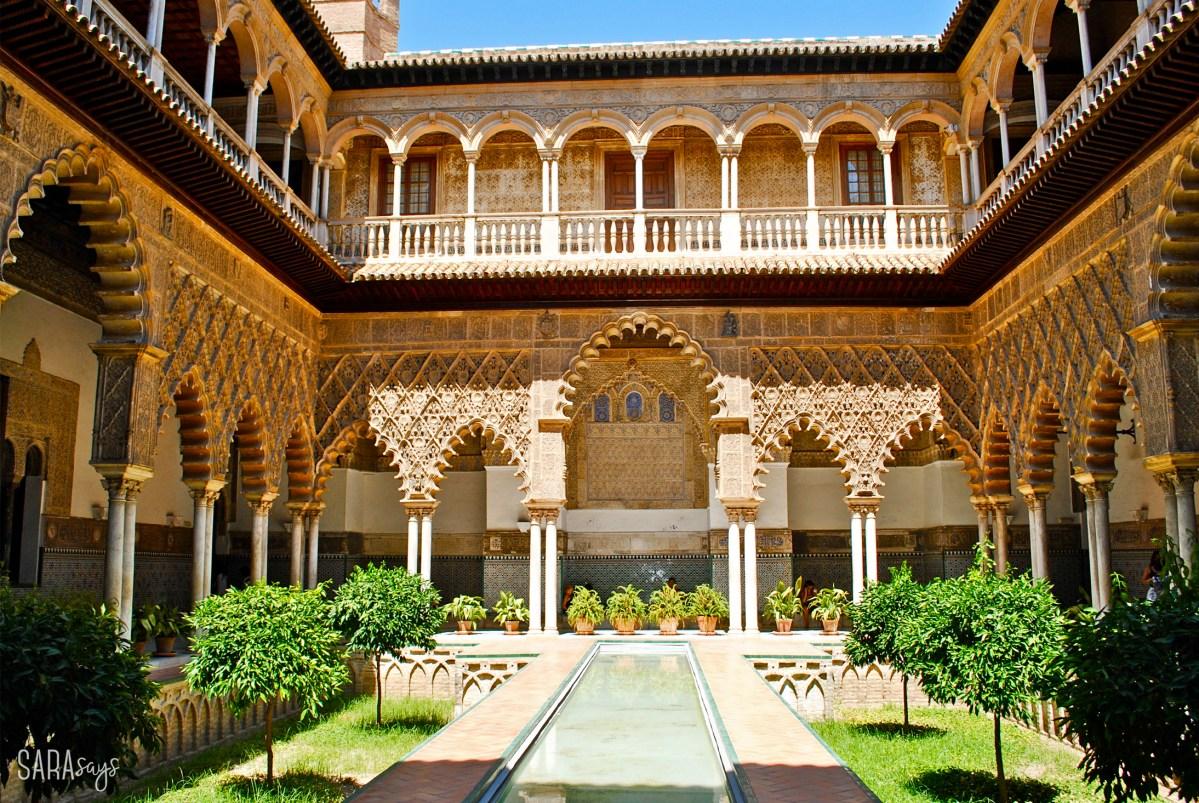 Real Alcázar – Sevilla, Spain