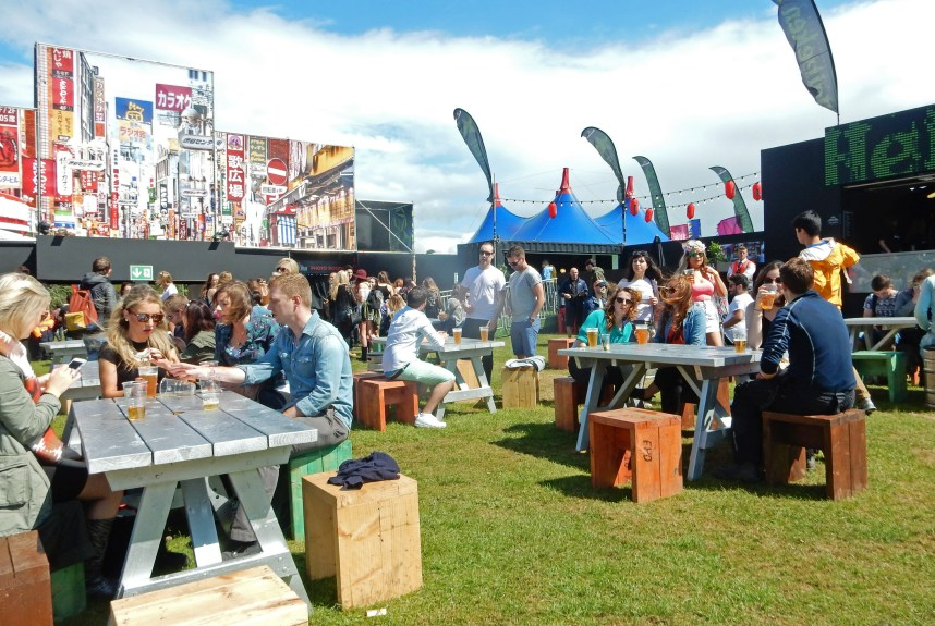 Longitude Festival Friday 2015