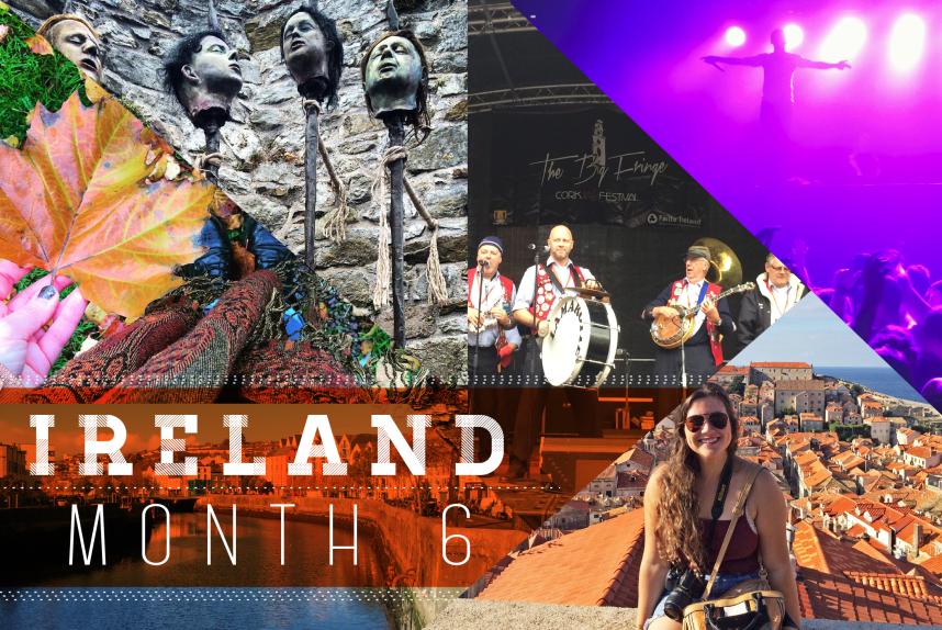 Ireland Month #6