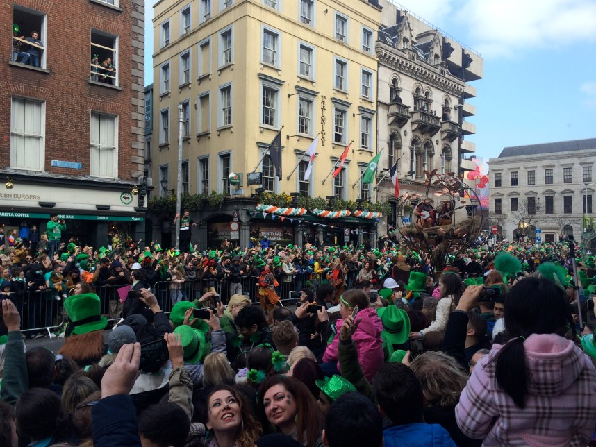 Paddy's Day 2016