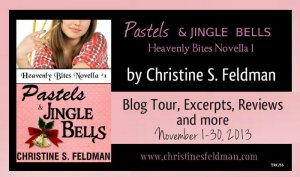 Pastels and Jingle Bells Banner 2-2-2