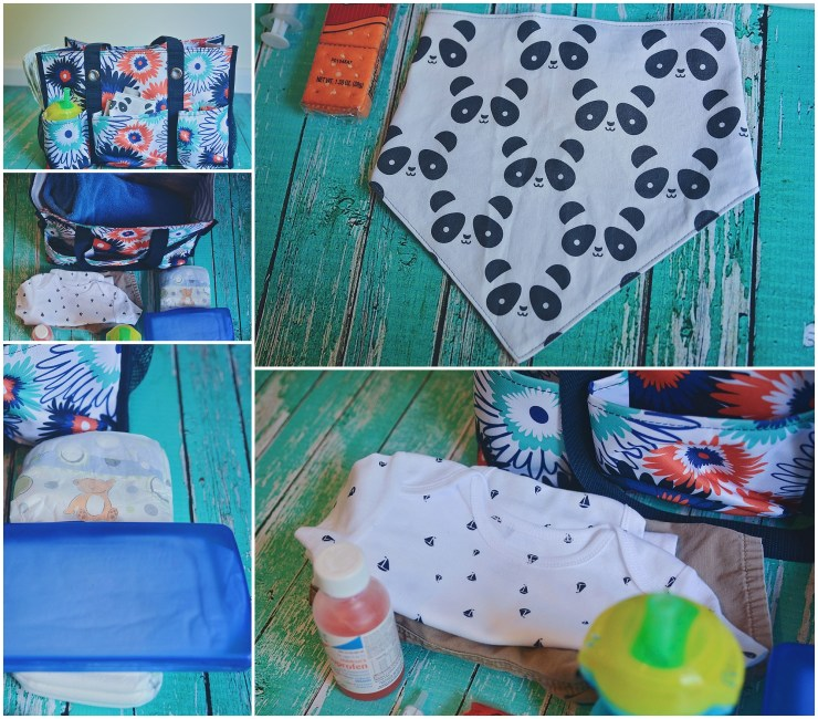 What is in my Diaper Bag #BabyDiapersSavings #CollectiveBias #shop