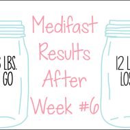 Medifast Journey | Week #6