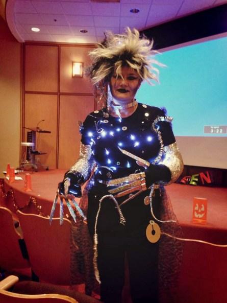 Susie Scissorhands | Crowd Favorite Award! (Photo courtesy of J-Fro)