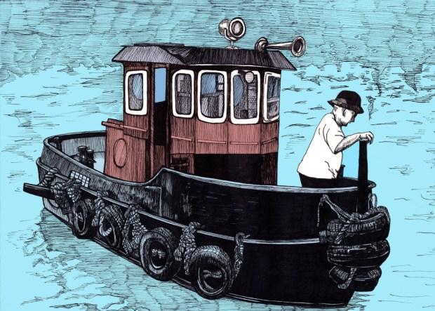 bronx tugboat