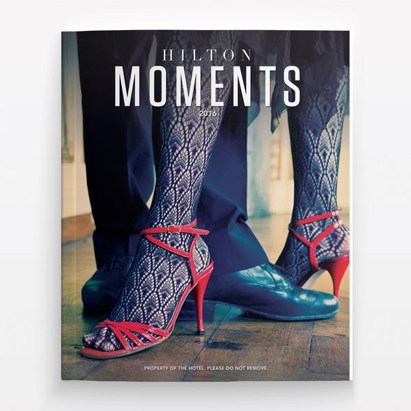 Hilton Moments Magazine