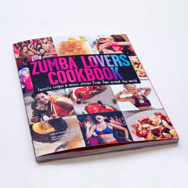 Zumba Lovers Cookbook