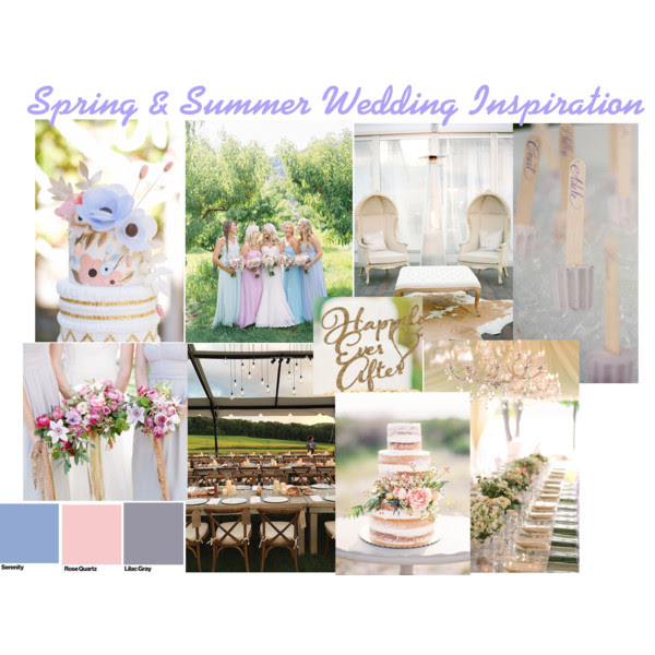 9 Wedding Trends Inspired by Pantone's Colors of the Year via Sarah Sofia Productions