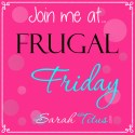 Frugal Friday