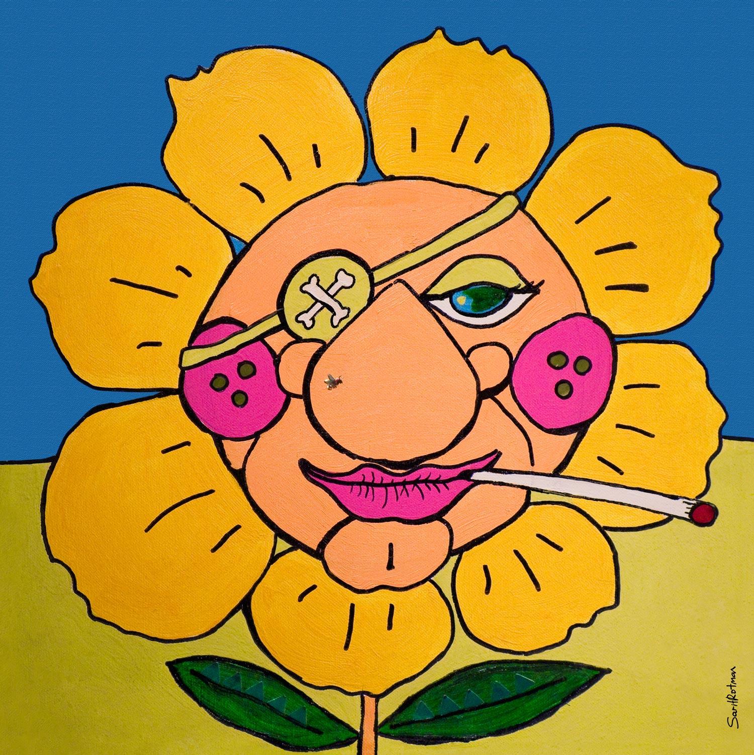 Flower-1500