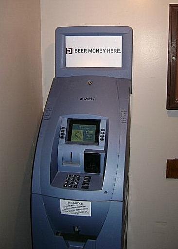 Wisconsin Beer ATM