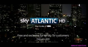 HBO - Sky HD Atlantic