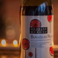 Glögimaaottelu ja Beaujolais Nouveau 2014