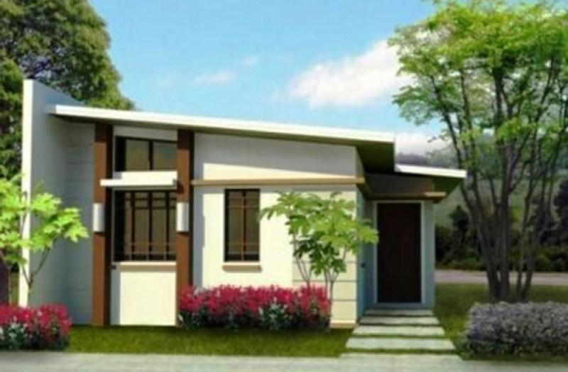 Rumah Sederhana Gaya Klasik