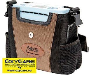 Lifechoice Activox, mobiler Sauerstoffkonzentrator Test