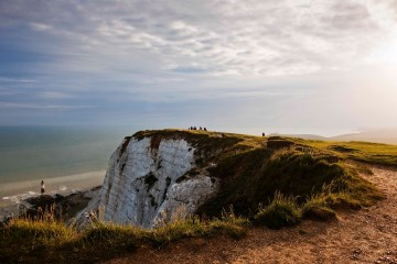 Taken by local photographer Duncan Green. Beachy Head