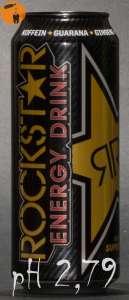 Rockstar Energy - pH2,79