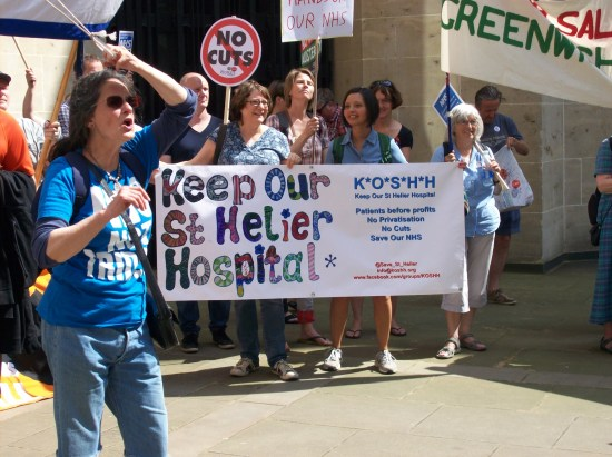 austerity march (1)