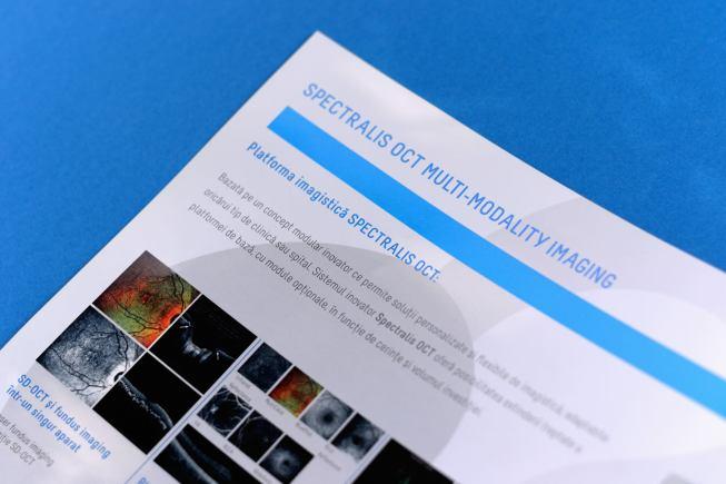 romger presentation catalogue print