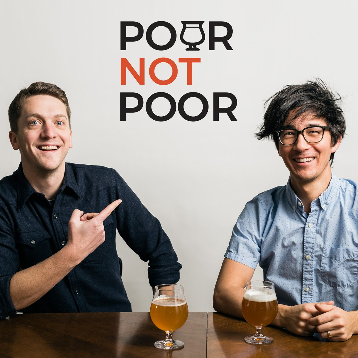 I launched a new money podcast called Pour Not Poor - Check it out!
