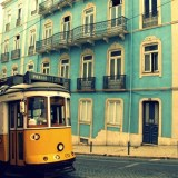 Travel-Photograph-Lisbon-Portugal-Europe-Tram-Streetcar-Travel-Transportation