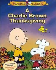 """A Charlie Brown Thanksgiving"" is part of the Thanksgiving Day TV Schedule
