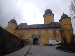 Schloss in Montabaur - idealer Ladepunkt
