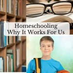 Homeschooling, Why It Works For Us