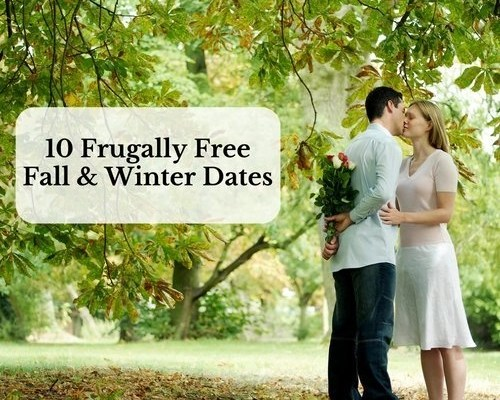 10 Frugally Free Fall & Winter Dates