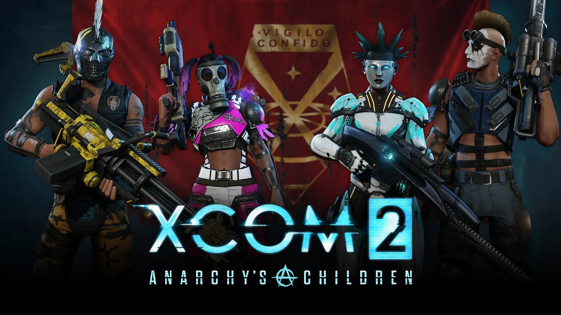 XCOM 2_Anarchy's Children Key Art
