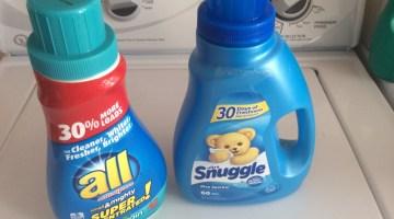 Savings on Laundry Detergent