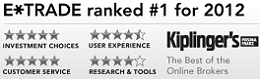 E-Trade Rankings