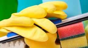 Čišćenje pribora za čišćenje
