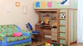 Kako urediti dječju sobu