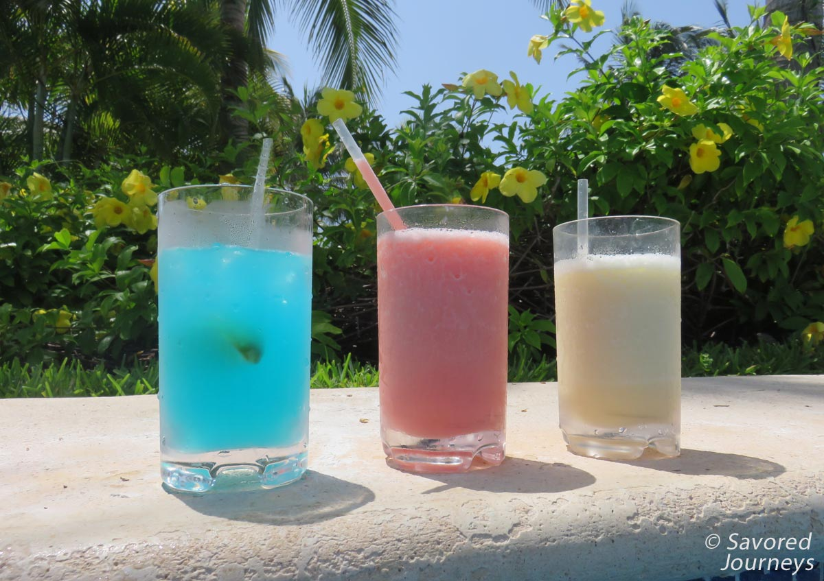 Best beach drinks to order at all inclusive resorts with for All inclusive food and drink resorts