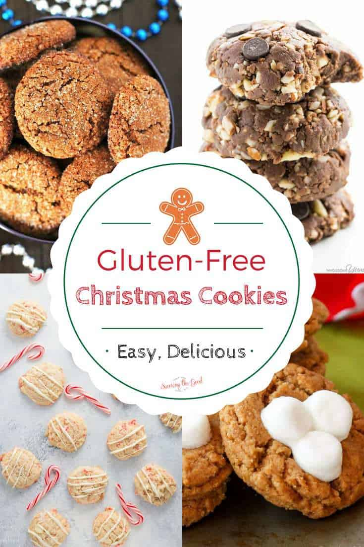 Large Of Gluten Free Christmas Cookies