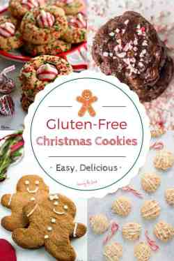Small Of Gluten Free Christmas Cookies