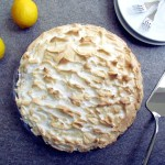 dairy-free lemon meringue pie