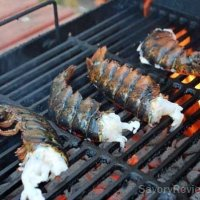 How to Split and Grill Lobster Tails